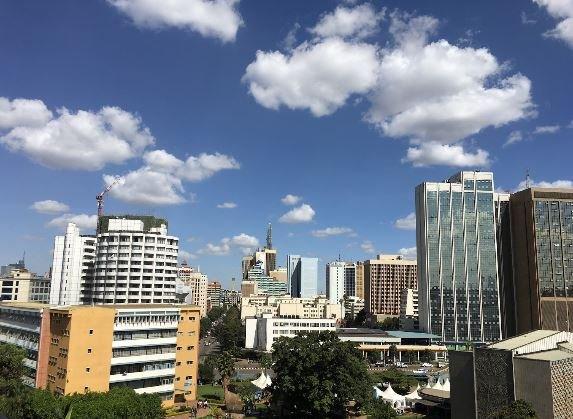 POSH 1 BR +  BREAKFAST, AT KOLOBOT DR, NEAR THE UNIVERSITY OF NAIROBI, holiday rental in Mount Kenya National Park