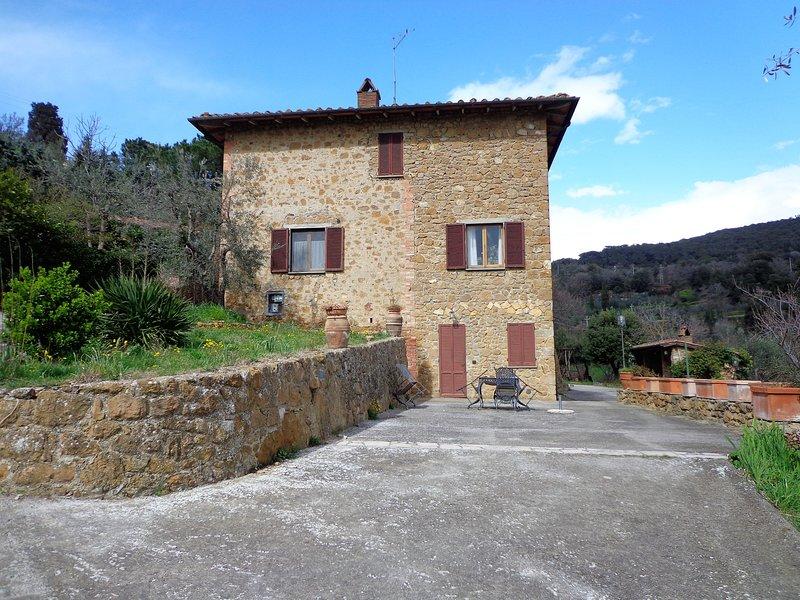 Il Nido, location de vacances à Montisi