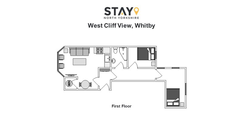 West Cliff View, Whitby - Stay North Yorkshire