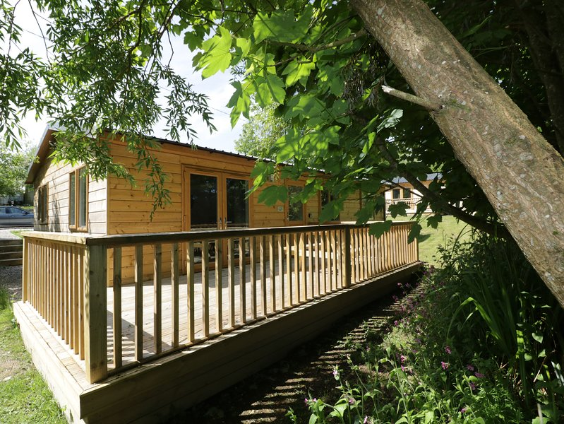 Lodge Three, Summercourt, holiday rental in St Stephen