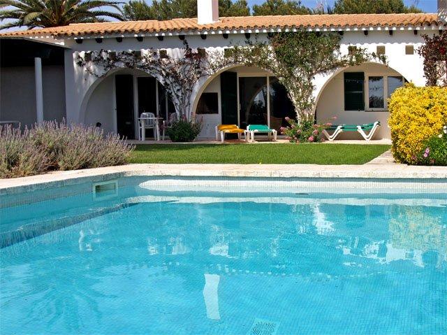Villa C´an Oliva /Urb.Torre Soli Nou/Menorca, aluguéis de temporada em Alaior