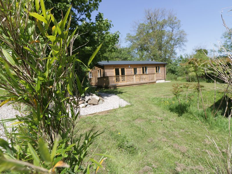 Lodge One, Summercourt, holiday rental in St Stephen