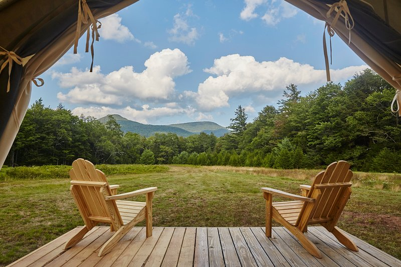 Tentrr Signature Site - High Peak Meadows Camp NY, holiday rental in Palenville