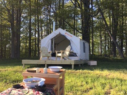 Tentrr Signature Site - Wedding Hill Farm, vacation rental in Victory Mills