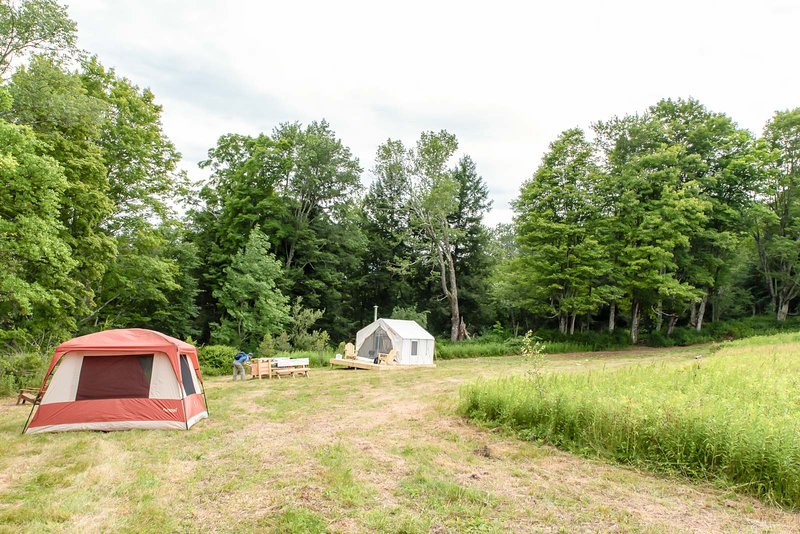 Tentrr Signature Site - Fields of Dreams at Callicoon, vakantiewoning in White Lake