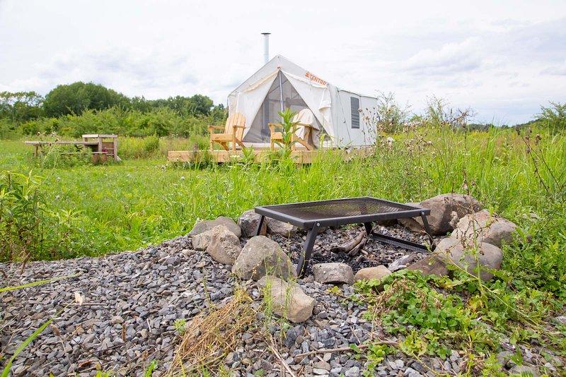 Tentrr Signature Site - Newtown Pippin, alquiler vacacional en Samsonville