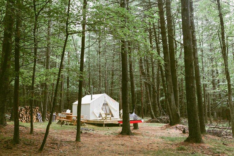 Tentrr Signature Site - Highwoods, casa vacanza a Mount Marion