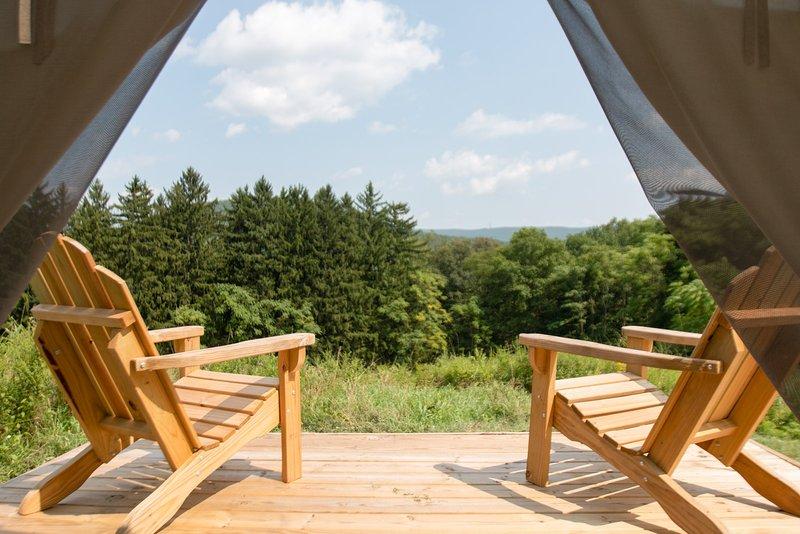 Tentrr Signature Site - Blooming Hill Farm, alquiler de vacaciones en Chester