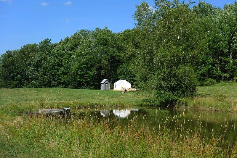 Tentrr Signature Site - Rest, Refresh, R and N Retreat, location de vacances à Davenport