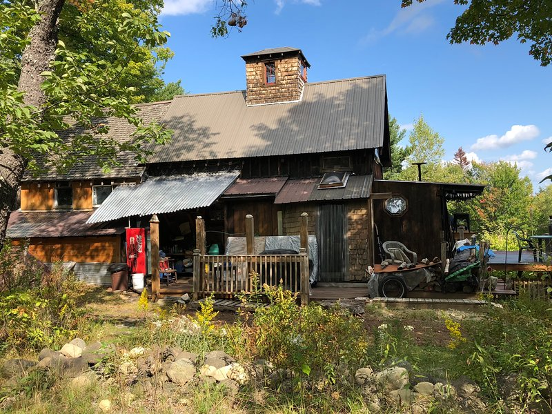 Tentrr Signature Site - Streaked Mt Top ME. Campsite, casa vacanza a Greene