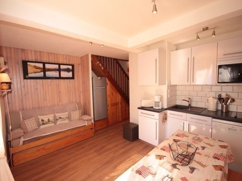 Grand appartement 4 pièces + cabine, location de vacances à Hauteluce