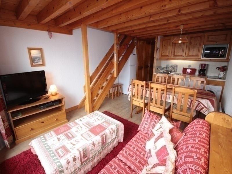 Joli 3 pièces mezzanine 2 salles de bains, location de vacances à Hauteluce