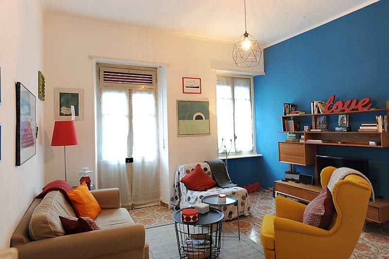 La Casa dei Colori by Wonderful Italy, holiday rental in Alpignano