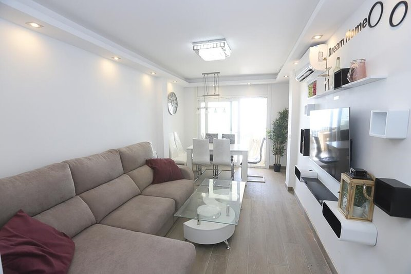 Apartment - 3 Bedrooms with Sea views - 108489, holiday rental in Vilafortuny