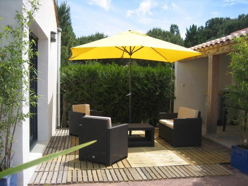 Mais 3 pièces - 5 couchages LA GUERINIERE, vacation rental in La Gueriniere