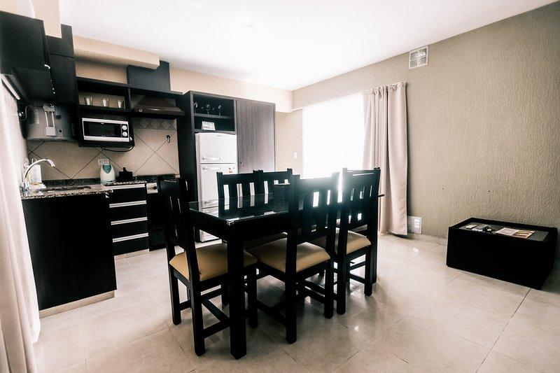 Apartamentos Edificio Boulevard, Premiun 2 Dormitorios B, alquiler de vacaciones en San Rafael