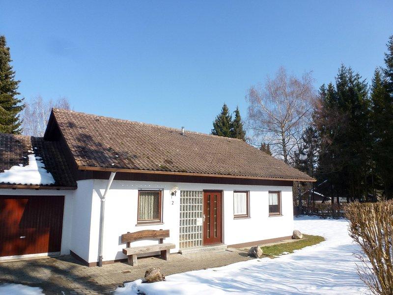 Vergissmeinnicht, vacation rental in Loffingen