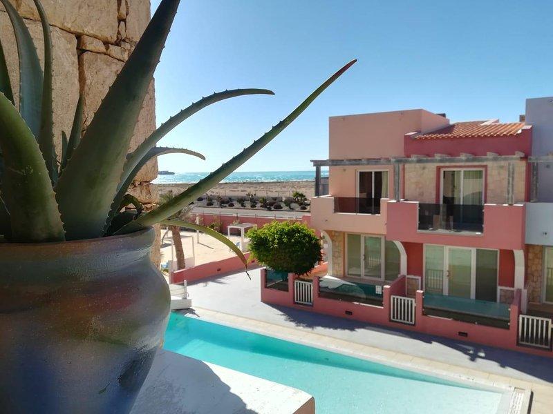 PORT DO SOL - freewifi, alquiler de vacaciones en Sal Rei