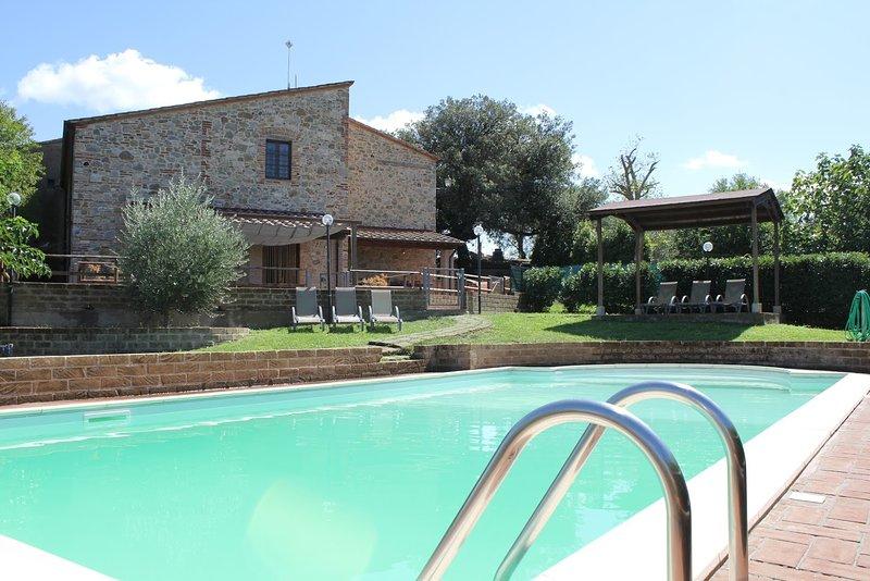 Casa Al Settimo Cielo, vacation rental in Chianni