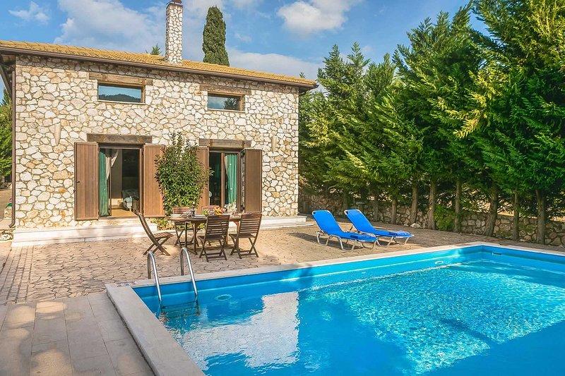 Villa Acqua | Lefkas G-Villas, vacation rental in Lefkada