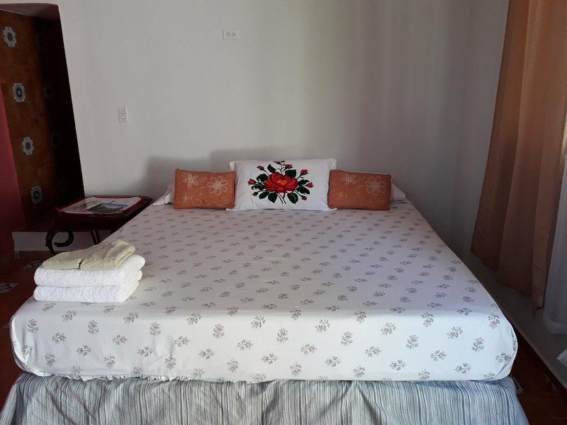 Lugar de descanso Elitanita, holiday rental in El Zacatal