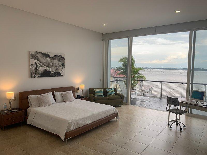 Hello! Las Peñas Siglo XXI Suite Superior, casa vacanza a Provincia di Guayas