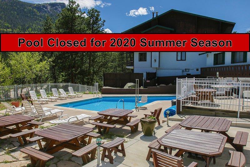 Heated Pool (Closed for 2020 Summer Season)