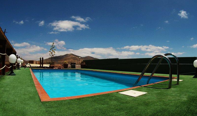 Casa de Campo Hiurma, location de vacances à Triquivijate
