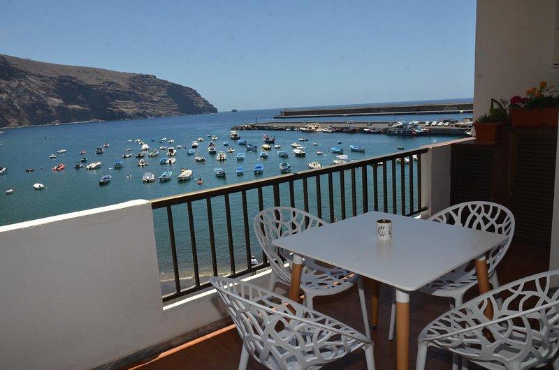 Apt. Stella Playa, location de vacances à Valle Gran Rey