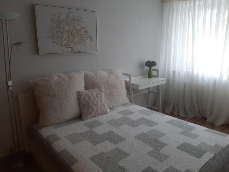 'Baltijos prospekt'-Apartment mit Balkon, holiday rental in Priekule