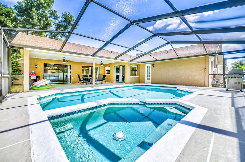 ★The Zen Oasis★ | ♕Royal Paradise near Tampa, vacation rental in Riverview
