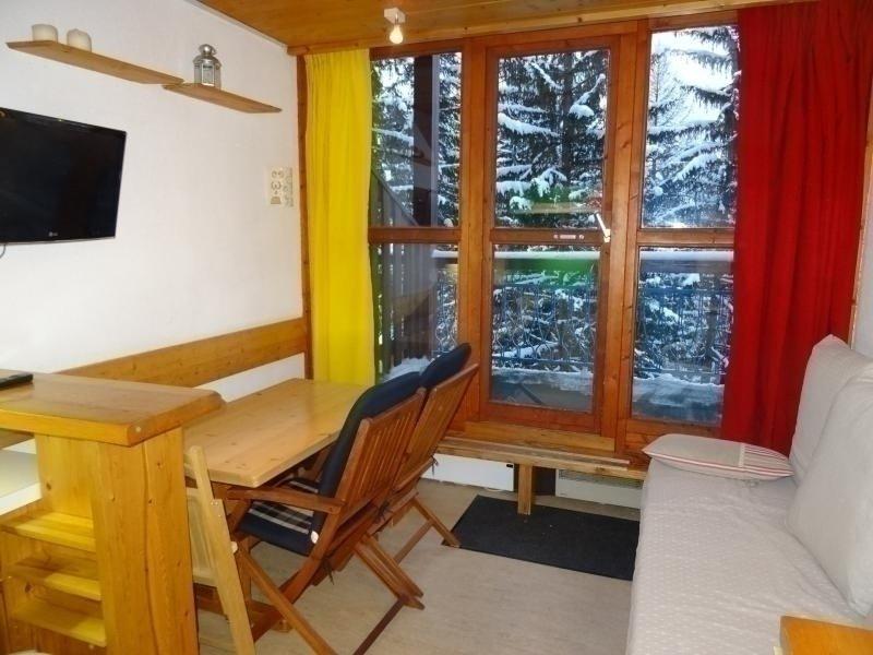 Duplex pour 5 personnes proche des pistes et des commerces - Résidence calme, holiday rental in Peisey-Vallandry