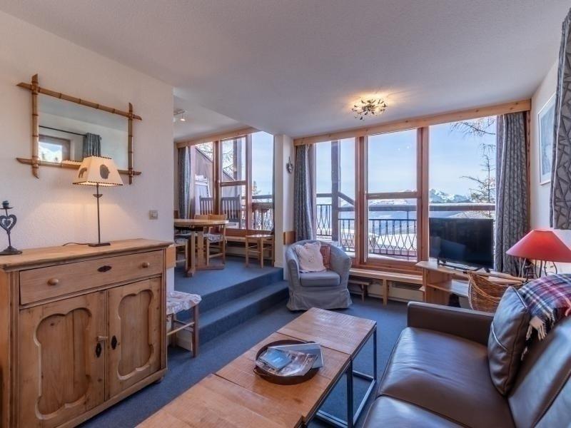 Très beau duplex de 4 pièces pour 8 personnes, skis aux pieds, dans le village, vacation rental in Vallandry