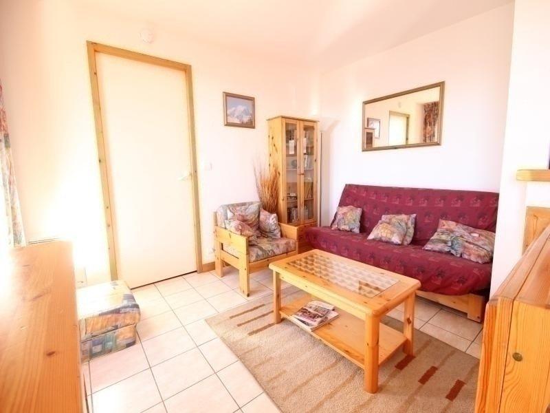 Appartement  de charme 4 pièces 8 personnes à Vallandry dans un quartier calme, holiday rental in Peisey-Vallandry