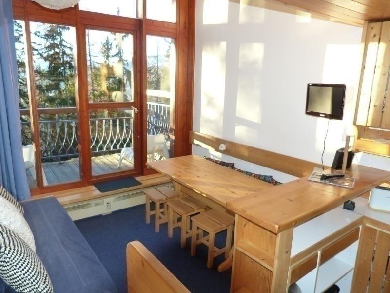 Duplex pour 5 personnes proche des pistes et des commerces dans le village de, holiday rental in Peisey-Vallandry