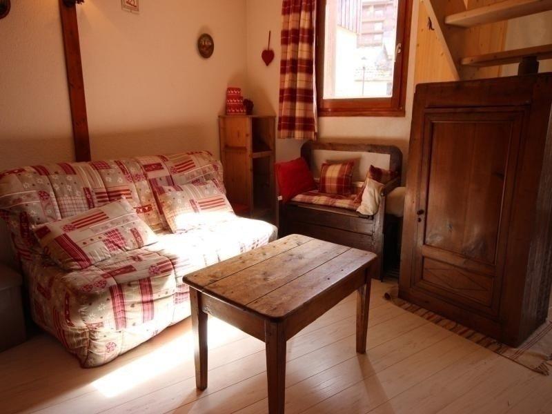 Appartement 3 pièces plus mezzanine 8 personnes à Vallandry proche des pistes, holiday rental in Peisey-Vallandry