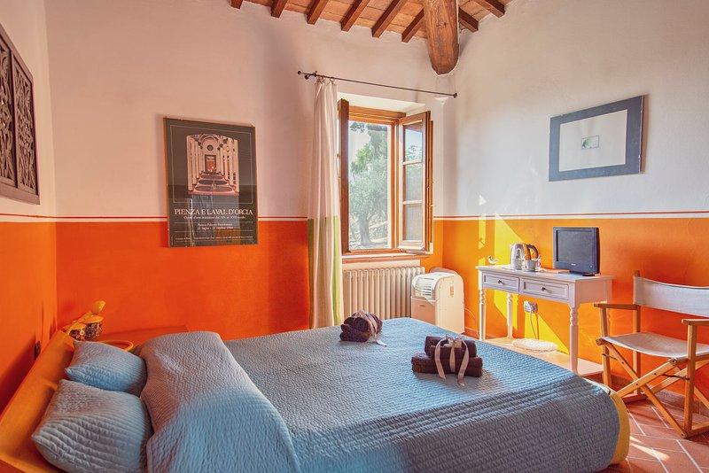 Dependance La Luchia, vakantiewoning in Monticchiello