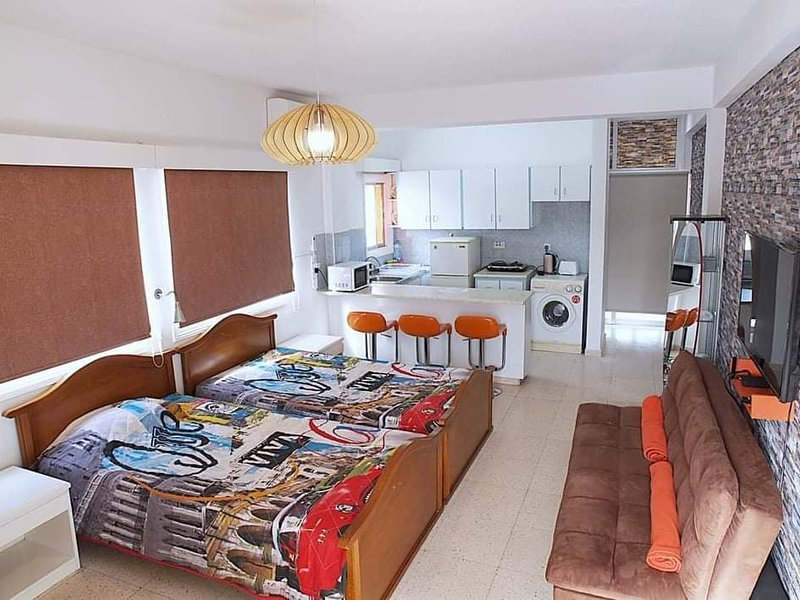 1-2 Bedroom apartments in Ayia Napa., vacation rental in Ayia Napa