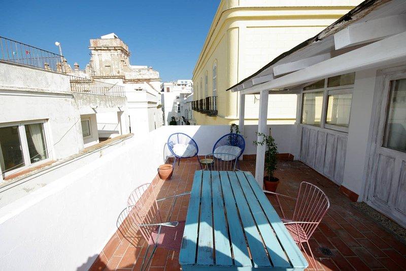Casa de luz, holiday rental in Tarifa