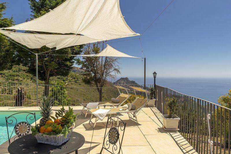 A casa du Rumanu - Taormina, vacation rental in Graniti