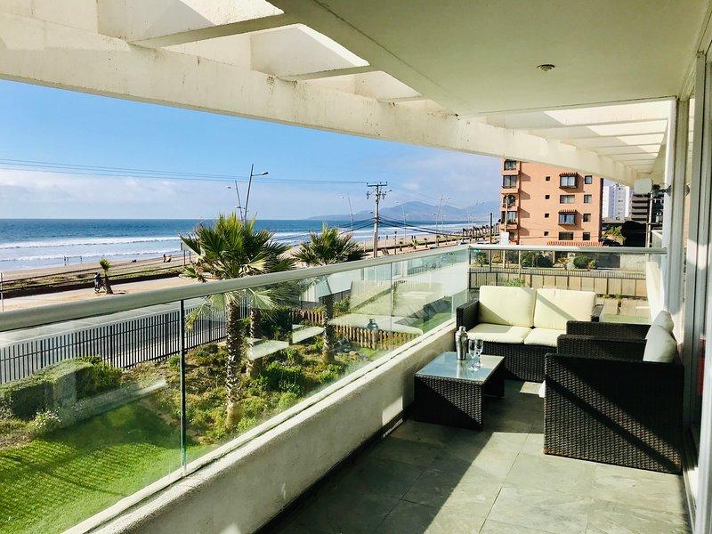 Descanso frente al Mar en Neohaus La Serena, vacation rental in La Serena