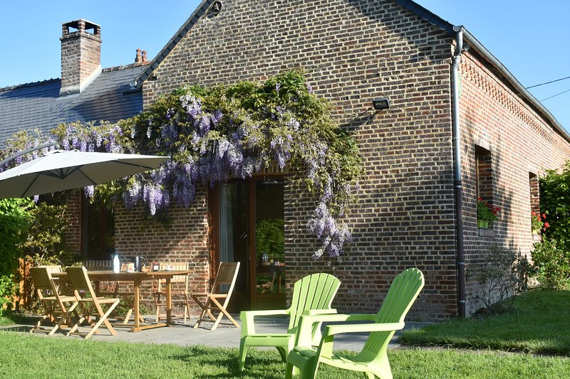 GITE DE LA CENSE, vacation rental in Aisne
