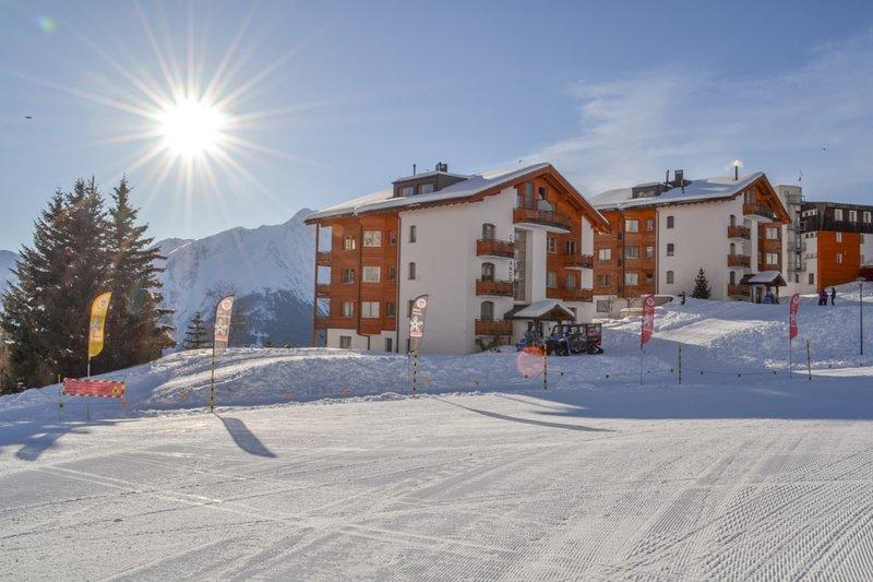 Casa Andrea 416/417, location de vacances à Belalp