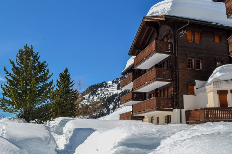 Vieux Valais Malisse, holiday rental in Blatten bei Naters