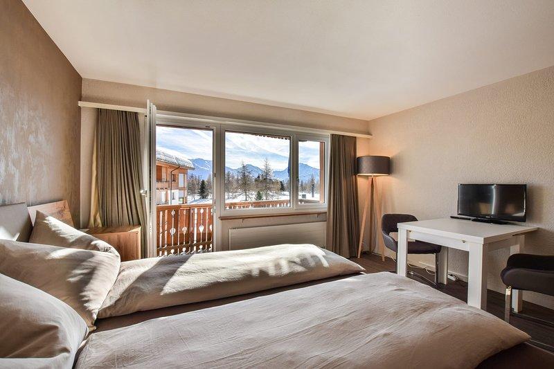 Rhodania 56, holiday rental in Blatten bei Naters