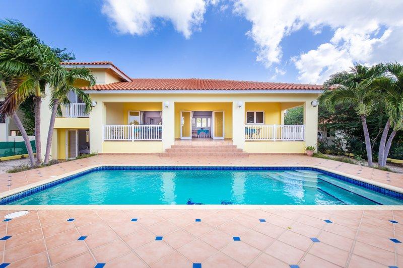 ☮ Rustic & Homely Villa - Perfect Family Stay ☮, location de vacances à Sint Jozefsdal
