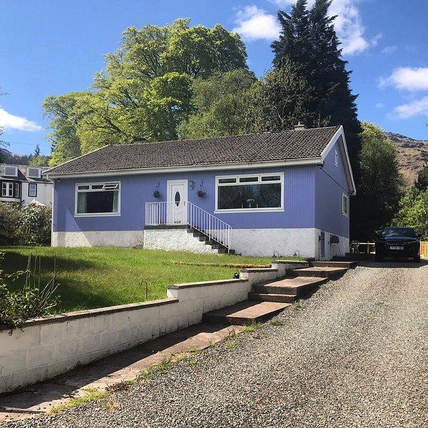 Cedar House Lochgoilhead, casa vacanza a Strachur