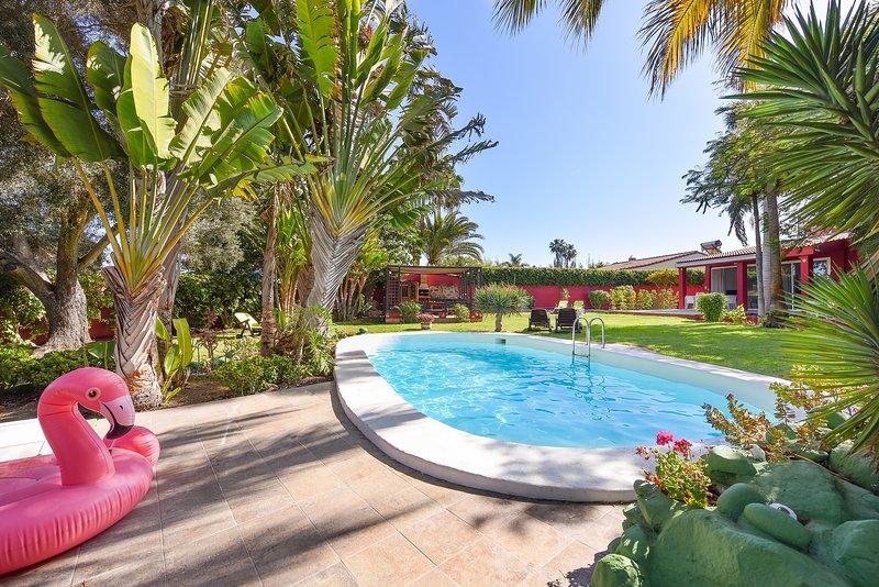 Villa Tropycal, location de vacances à Maspalomas