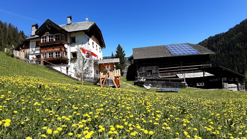 Agriturismo Kesslhof, holiday rental in Province of South Tyrol