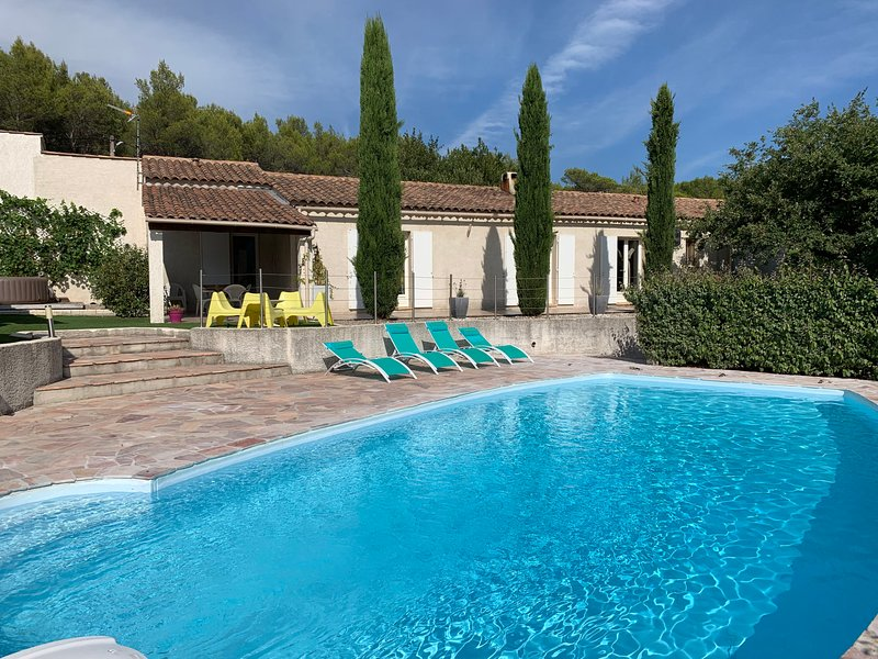 Bois d'Astros, holiday rental in Gareoult
